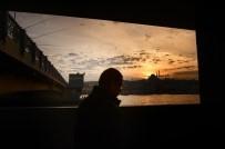 AYASOFYA - İstanbul'da Gün Batımı