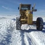 Kahramanmaraş'ta Kar Temizleme Çalışmaları