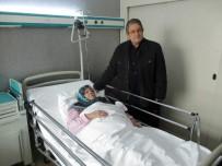 HÜSEYIN AVCı - Kalbinde 3,5 Santimlik İğne Olan Kadın Tedavi Altında