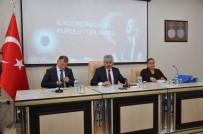 KAFKAS ÜNİVERSİTESİ - Kars İl Koordinasyon Kurul Toplantısı'nın İlki Yapıldı