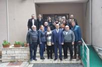 OBJEKTİF - Kaymakam Can, Gazetecileri Ağırladı