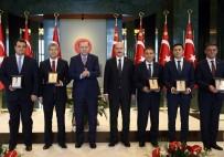Kaymakam Kayhan'a Cumhurbaşkanı Erdoğan'dan 'Yılın En İyi Kaymakamı' Ödülü