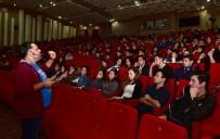 ERDEM BAYAZıT - Kepezli Öğrencilere Motivasyon Semineri