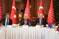 BÜYÜKELÇİLER - Kılıçdaroğlu AB Ülkelerinin Büyükelçileri İle Bir Araya Geldi