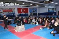 SAĞLIKLI BESLENME - Kocaeli Büyükşehir Belediyesi Kadın Sağlığına Önem Veriyor