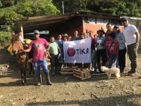 İLKÖĞRETİM OKULU - Kolombiya'da Çatışma Sonrası Barış Sürecine Destek
