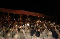 Komandolar Şırnak'ta Gönüllerince Eğlendi