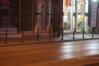 İNŞAAT MALZEMESİ - Konya'da Şüpheli Kutu Fünye İle Patlatıldı