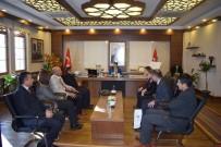 Kozluk'ta Av Komisyonu Toplantısı Yapıldı