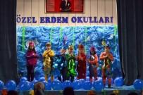ÇEVRE KIRLILIĞI - Küçük Öğrenciler Tiyatro Oyunu İle Çevre Kirliliğine Dikkat Çekti