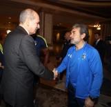 MÜNIR KARALOĞLU - Kurtulmuş Fenerbahçe'yi Ziyaret Etti