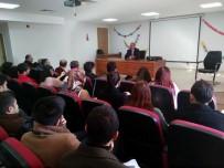 EĞITIM İŞ - Milli Eğitim Müdürü Alagöz Suriyeli Öğrenciler İle Bir Araya Geldi