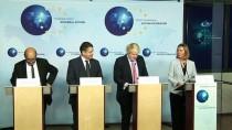 EYLEM PLANI - Mogherini Açıklaması 'AB, İran Nükleer Anlaşmasına Bağlılığını Sürüyor'
