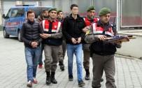 CİNSEL TACİZ - Okulda Taciz Ve Olay Çıkarmaya 3 Gözaltı