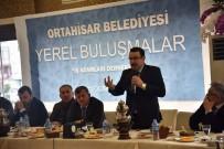 Ortahisar Belediyesi, Trabzon'un İş Dünyasını Bir Araya Getirdi