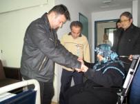 HÜSEYIN AVCı - (Özel) Kalbinde İğne Tespit Edilen Kadın Tedaviye Alındı