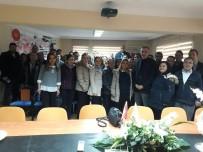 TAŞERON İŞÇİ - Personelden AK Parti'ye Teşekkür Ziyareti