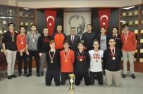 BEDEN EĞİTİMİ - Potanın Şampiyonları Ödüllendirildi