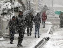 ORHAN ŞEN - Prof. Dr. Orhan Şen'den kar yağışı açıklaması
