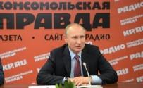 RUSYA DEVLET BAŞKANı - Putin Açıklaması Türkiye'nin Yapılan Saldırı İle İlgisi Yok