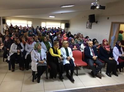 Rize'de 'Verem Eğitimi Ve Propaganda Haftası' Etkinliği