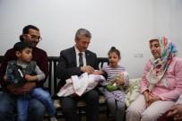 BEBEK BAKIMI - Şahinbey'de 7 Yılda 81 Bin Bebeğe 'Hoş Geldin' Hediyesi
