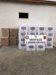 DERECIK - Şemdinli'de 66 Bin 250 Adet Av Tüfeği Fişeği Ele Geçirildi