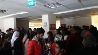 MIDE BULANTıSı - Şemdinli'de Onlarca Öğrenci Hastanelik Oldu