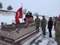 KOMANDO - Silah Arkadaşları Şehidi Ömercan Yekebağcı'yı Unutmadı