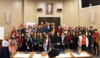 ABDULLAH DÖLEK - Simurg Genç Forum'un Konuğu Kaymakam Abdullah Dölek Oldu