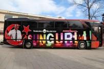 HACI BEKTAŞ-I VELİ - Sungurlu Belediyesi Otobüs Aldı