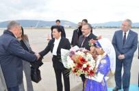 RUSYA FEDERASYONU - Tataristan Cumhurbaşkanı Minnihanov'dan Sürpriz Ziyaret