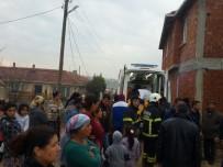 KANALİZASYON ÇALIŞMASI - Tekirdağ'da Göçük Altında Kalan İşçi Kurtarıldı