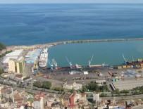 Trabzon Limanı'nın halka Aarzı