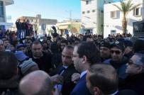 TUNUS BAŞBAKANI - Tunus Başbakanı Açıklaması 'Devletin İmajını Bozanlardan Hesap Sorulacak'