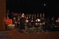 Türk Sanat Müziği Korosu, Davetlileri Büyüledi