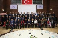 Türkiye Ve Elazığ'da 'Basın Vatanını Korumak İçin El Birliği Yaptı'
