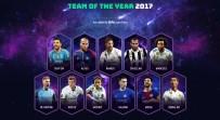 CRİSTİANO RONALDO - UEFA yılın takımı belli oldu