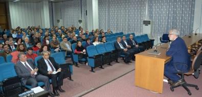 Uludağ Üniversitesi'nin 43 yıllık tarihinde bir ilk
