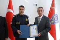 POLİS TEŞKİLATI - Vali Kalkancı'dan Polislere Başarı Belgesi