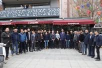 Vali Kılıç, Gazetecilerle Bir Araya Geldi