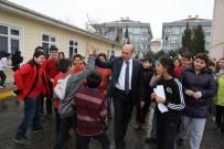 ORHAN ÇIFTÇI - Vali Orhan Çiftçi, 'Halk Toplantısı' Na Katıldı