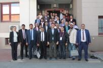 ALÜMİNYUM - Yemen Heyeti AOSB'de Fabrikaları Gezdi