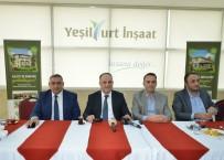 OTOMASYON - Yeşilyurt İnşaatın Faaliyetleri Ve Hedefleri Anlatıldı