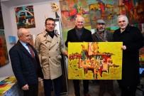SÜLEYMAN ÇELEBİ - Yunanistan Eski Başbakanı Papandreu, İmamoğlu'nu Ziyaret Etti