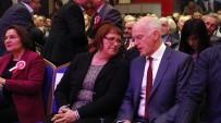 SOSYALIST ENTERNASYONAL - Yunanistan Eski Başbakanı Papandreu Konuşmasına Türkçe Başladı