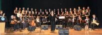 ÇOCUK KOROSU - Yunus Emre Kültür Merkezinde 'Sezon Ortası' Konseri