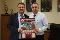 SPOR TOTO - Zonguldak Kömürspor Başkanı, Kapı Kapı Gezip Takvim Satıyor