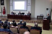 2018 Yılının İlk Koordinasyon Kurul Toplantısı Yapıldı