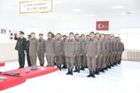 YEMİN TÖRENİ - 369'Uncu Kısa Dönem Jandarma Erler Yemin Etti